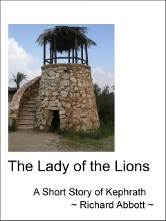 'The Lady of the Lions' - cover image